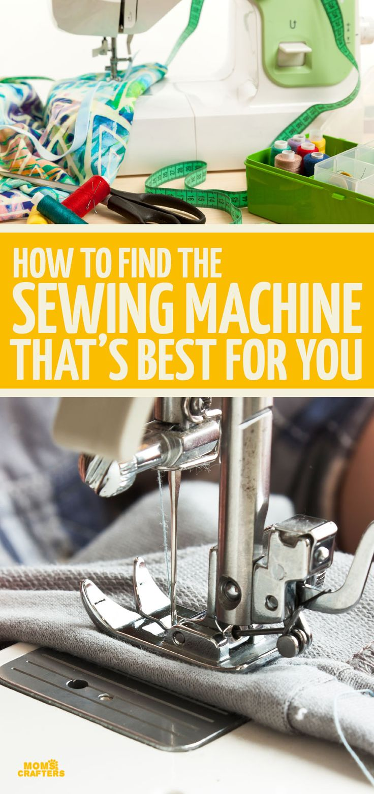 Best Sewing Machine Reviews - How to Find the One for You ...