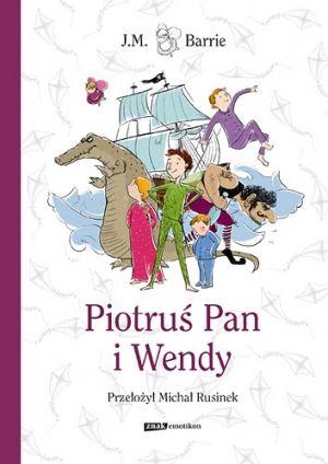 Piotruś Pan i Wendy - Książki dla Dzieci, Czas Dzieci