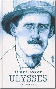 """""""Ulysses"""" af den irske forfatter James Joyce"""