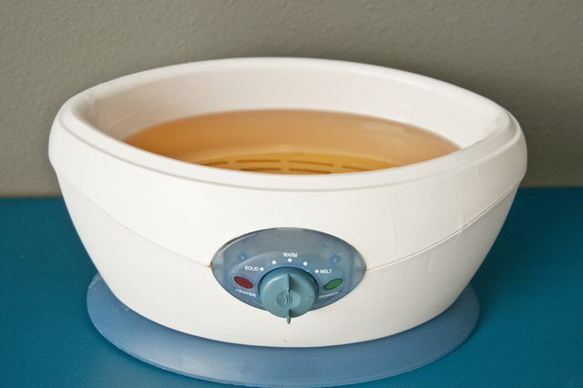 How to Use a Paraffin Wax Machine