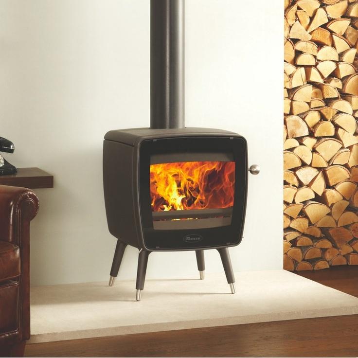 9 best Retro Fireplaces images on Pinterest   Fire places ...