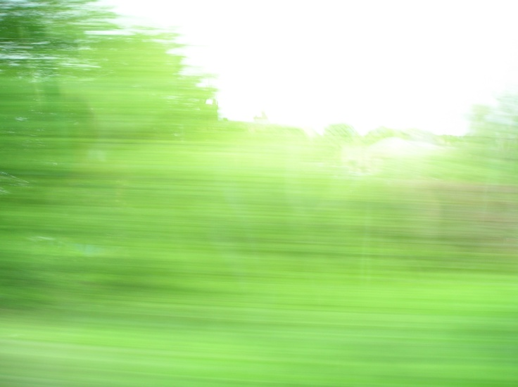 travelling by train to Edinburgh