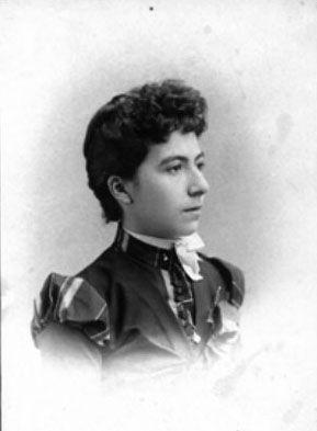 Josephine Marcus Earp | ... Women of the Wild West: Josephine Sarah Marcus ~ aka Josephine Earp