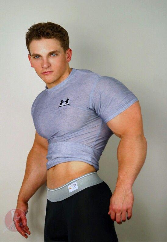 Big pecs,skin tight shirt... | Spandex, Under Armour ...