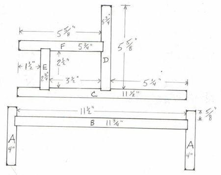 1000 id es propos de scie onglet sur pinterest gabarits pour travail du bois rangements. Black Bedroom Furniture Sets. Home Design Ideas