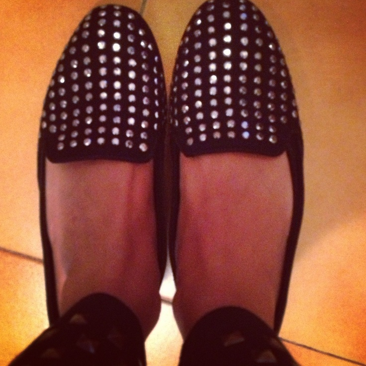 My #black #shoes by #zara #fashion #borchie #chic #trendy