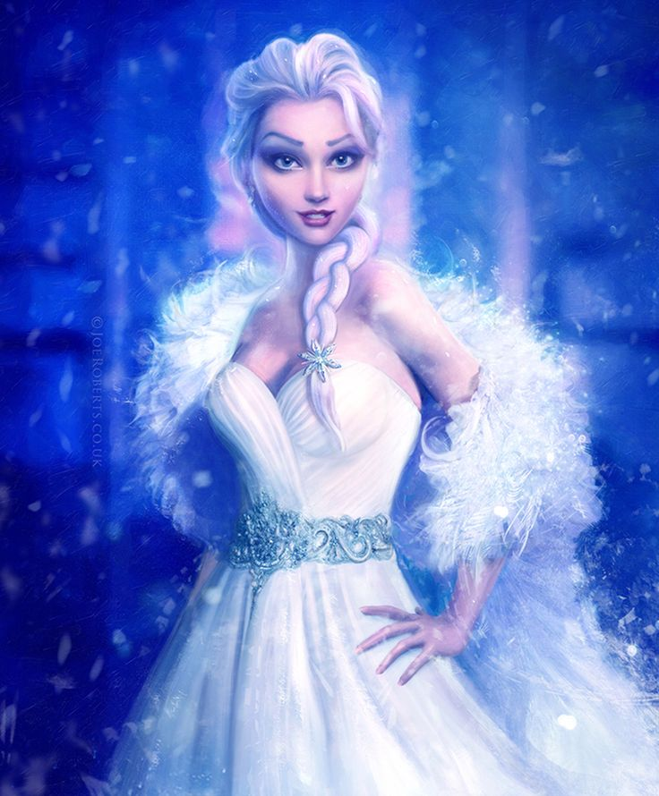 My take on Elsa, the Queen of frozen Arendelle. For prints, cases and other goodies