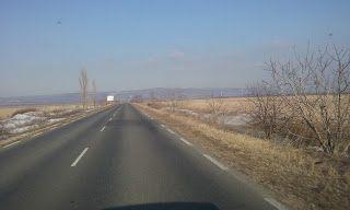 Tractari-Auto-Constanta.ro: Route 73 Shumen BG-Karnobat BG-February 2017