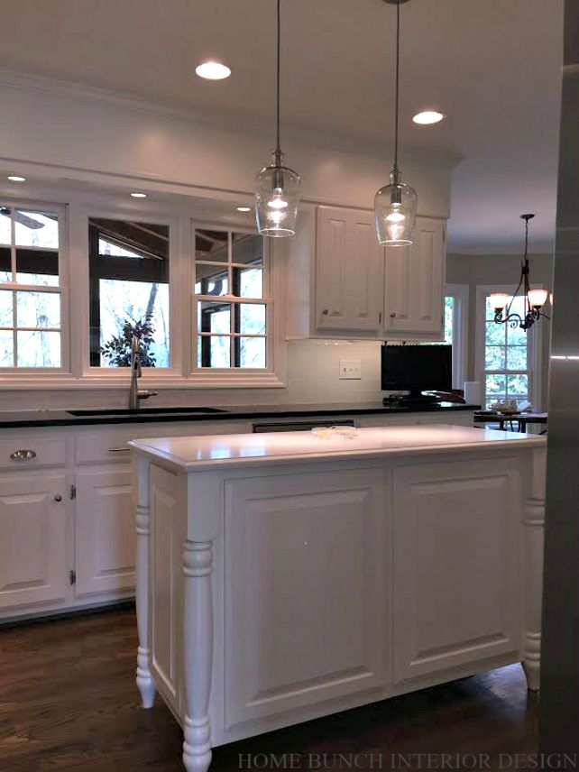 Before U0026 After Kitchen Reno With Painted Cabinets   Home Bunch U2013 Interior  Design Ideas