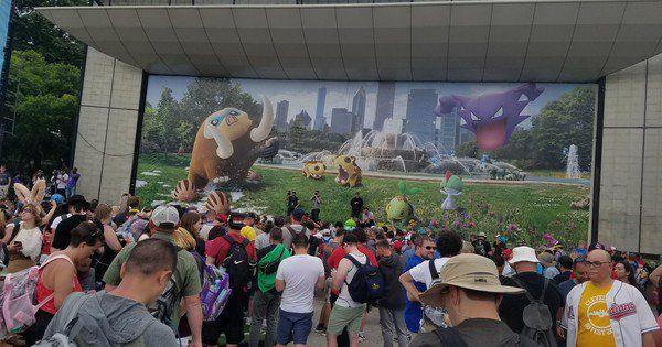 Pokémon GO Fest 2019 Chicago: Jirachi Awakes! Pokémon GO