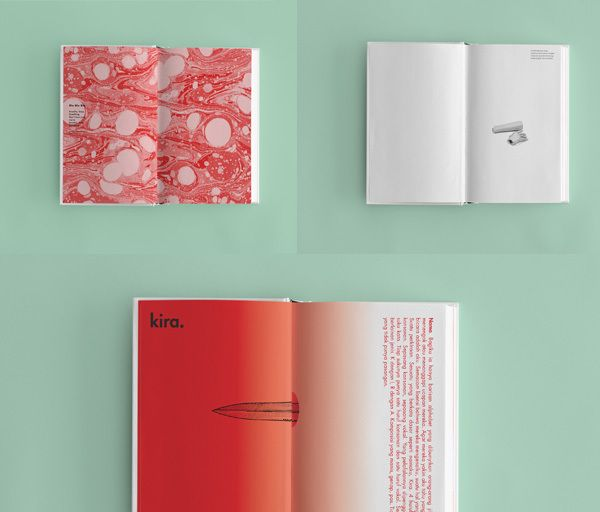 #editorial Kira By Studio Minor , Via Behance