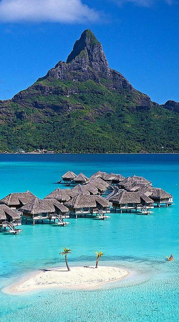 French Polynesia, Tahiti on the Bora-Bora Island _ Francia Polinézia, Tahiti, Bora-Bora szigetén_photo by Tres Haute Diva