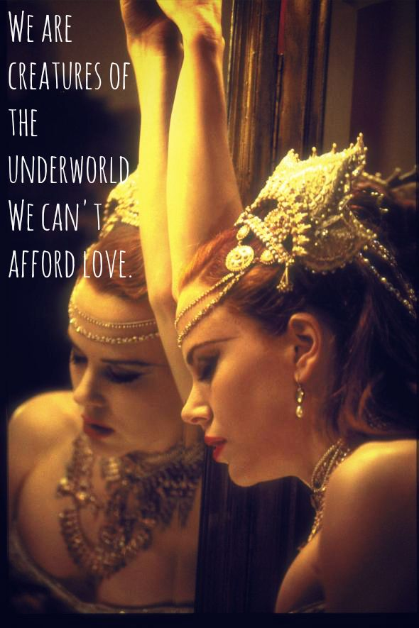 Moulin Rouge:Quote:Great Movie
