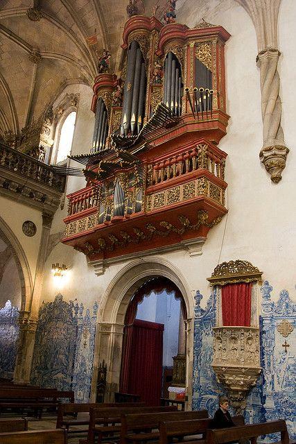 Mosteiro de Santa Cruz, Coimbra, Portugal