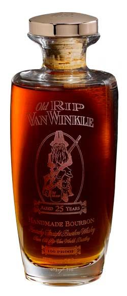 It's a bourbon most of us will never experience so we invite you to read our Old Rip Van Winkle 25 Year Old Bourbon Review and live vicariously.