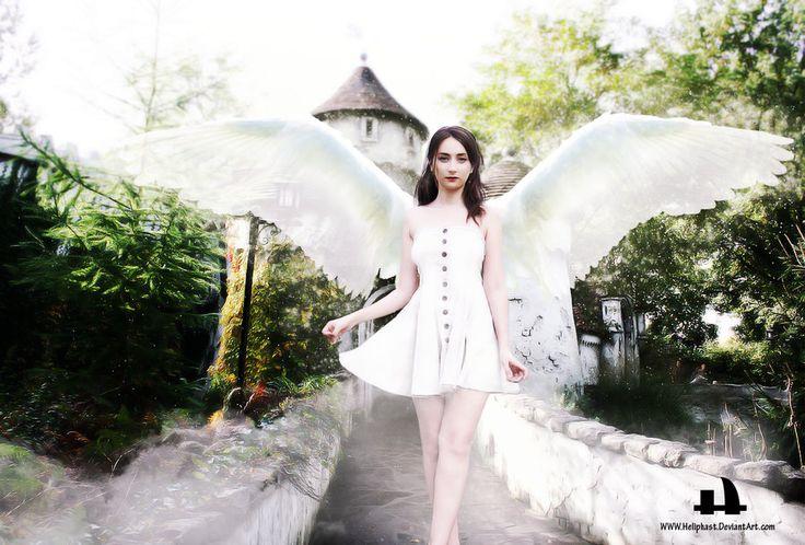 Angel by heliphast.deviantart.com on @deviantART