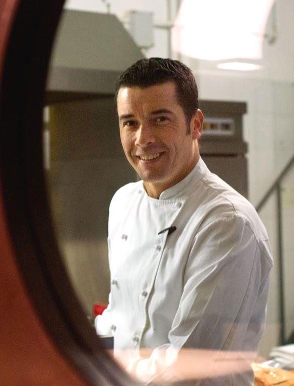 Chef Stefano Borra ristorantevo.it