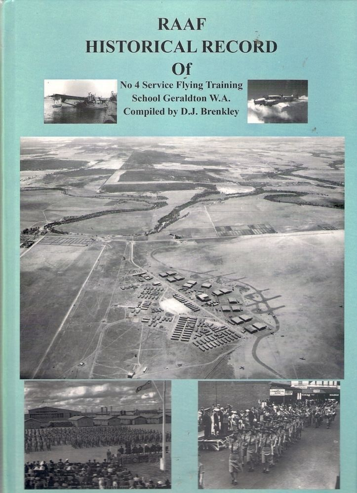 RAAF No 4 SERVICE FLYING TRAINING SCHOOL GERALDTON, WESTERN AUSTRALIA. No. 4 Service Flying Training School (4SFTS) formed at Geraldton, Western Australia in February 1941, as part of the Empire Air Training Scheme. The function of the school was to provide Intermediate and Advanced flying training for RAAF personnel who had completed their elementary flying training at both Perth and Cunderdin.