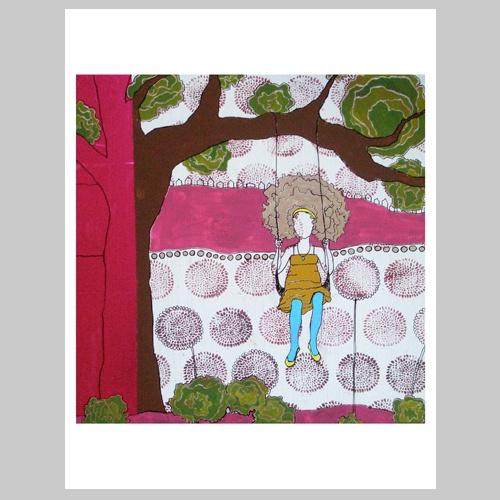 by Jessica Swift: Wall Art, Art Prints, Artsy Fartsi, Backyard Swings, Jessica Swift