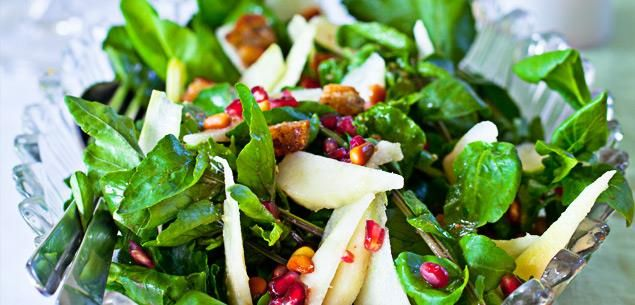 A fresh and delicious combination of ingredients make this salad one to remember!