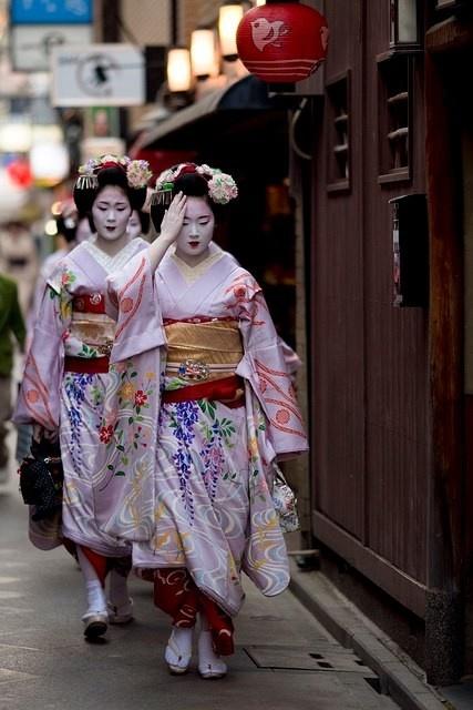Geisha Moments