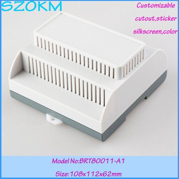 $129.90 (Buy here: https://alitems.com/g/1e8d114494ebda23ff8b16525dc3e8/?i=5&ulp=https%3A%2F%2Fwww.aliexpress.com%2Fitem%2F10-pcs-lot-Electronic-Instrument-Enclosures-plastic-box-electronics-Din-Rail-industrial-box-108X112X62MM%2F2020403006.html ) 10 pcs/lot Electronic & Instrument Enclosures  plastic box electronics Din Rail industrial box 108X112X62MM for just $129.90