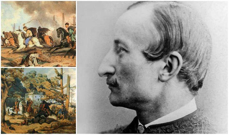 Артур Ґроттґер – художник, що малював війну