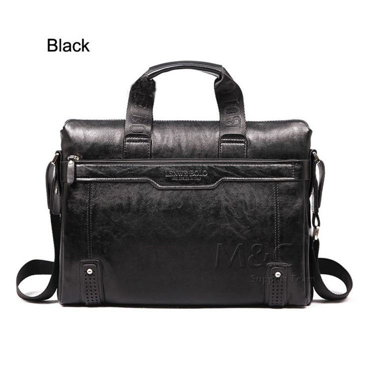 New 2016 Men Genuine Leather Briefcase Messenger Bags Men Bag For Notebook Nen Shoulder Bag Brand Leather Office Bags SD-175