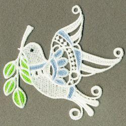 FSL Doves 4 07 machine embroidery designs