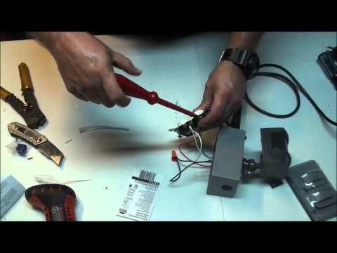 Motion Detector Hack For Halloween Prop Controllers
