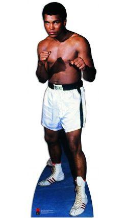 Figurine Géante Muhammad Ali