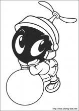 Baby Looney Tunes coloring pages on Coloring-Book.info