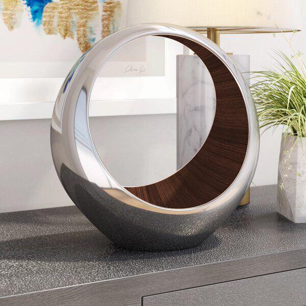 Dangelo Ring Decorative Bowl Decorative Bowls Decor Dining Centerpiece Decorative bowls for living room