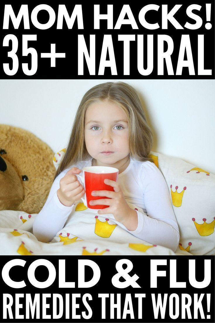 Natural cold and flu remedies: 35+ tips to keep your family healthyJoan Kelley
