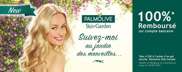 Palmolive Skin Garden