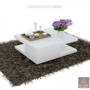 Mẫu bàn trà đẹp Art 03