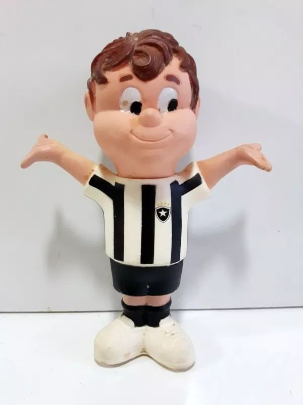 Boneco Mascote Oficial Do Botafogo - Produto Original - 20cm - R$ 24,90 em Mercado Livre