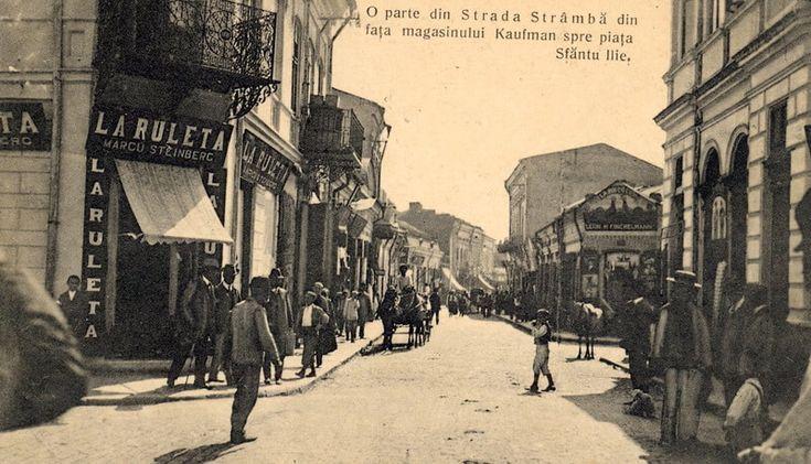 """""""Trecute vremuri și provinciale străzi"""" de Dorina Stoica"""