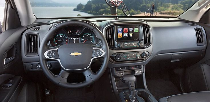 chevy colorado interior,