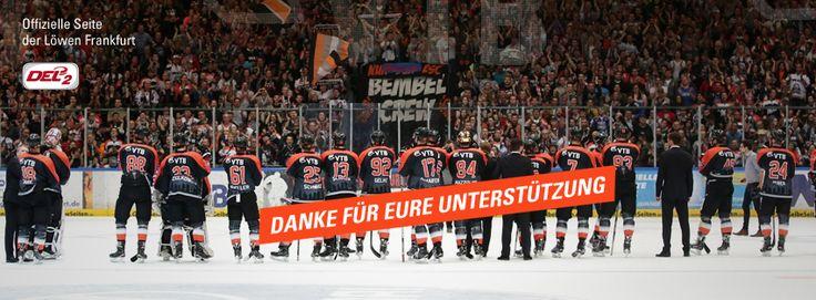 Löwen Frankfurt Eishockey