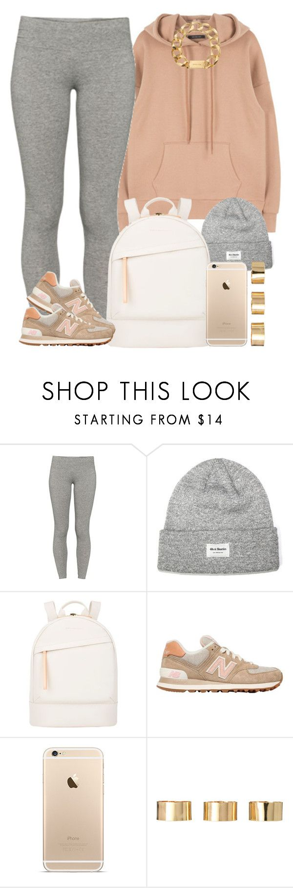 """""""."""" by livelifefreelyy ❤ liked on Polyvore featuring TNA, Want Les Essentiels de la Vie, New Balance, ASOS and Michael Kors"""
