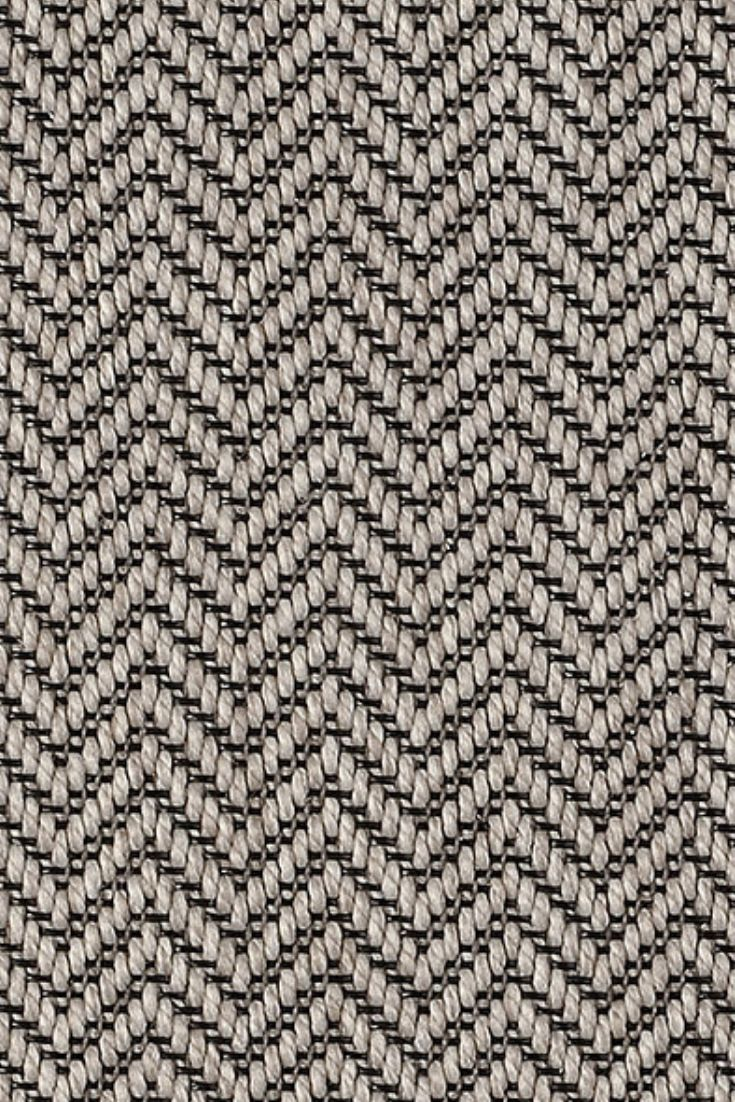 Anywhere Herringbone Ice Carpet Textured carpet