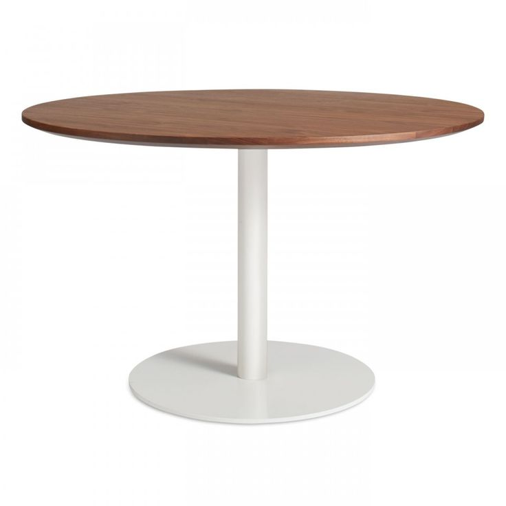 Easy Table 48 Wood Top Pedestal Dining