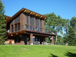 Bearberry Guest Ranch, Alberta