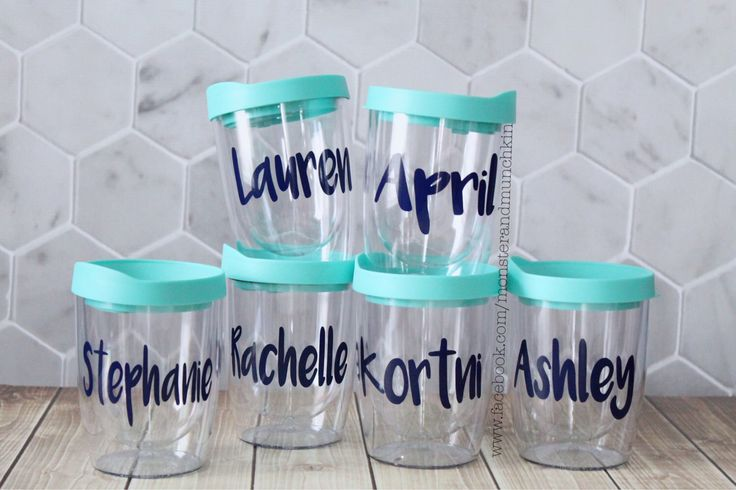 Personalized Wine Tumbler, Bridal party, sorority, Bachelorette Party, Girls weekend, favors, bridesmaids gifts, teacher gift, monogram by MonsterAndMunchkin on Etsy https://www.etsy.com/listing/503271261/personalized-wine-tumbler-bridal-party