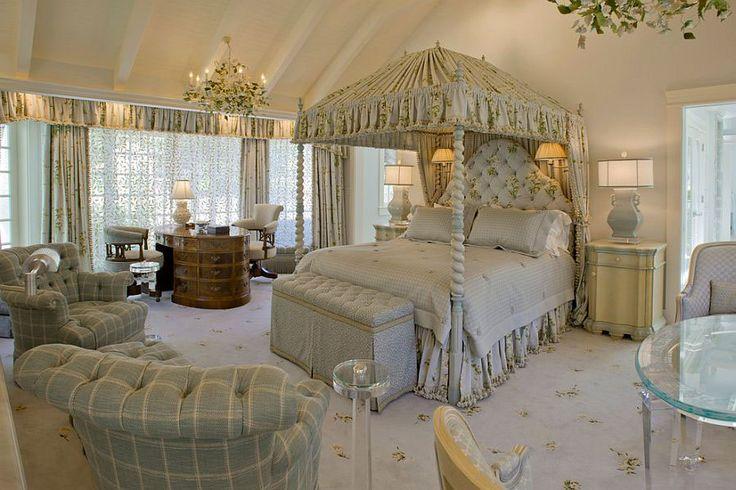 Camera da letto in stile vittoriano n.14