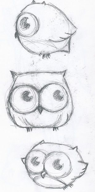 .I love owls mare than anything. SOOO CUTE!!