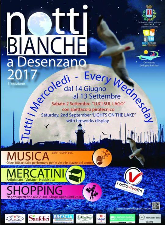Notti Bianche a Desenzano  http://www.panesalamina.com/2017/56228-notti-bianche-a-desenzano-4.html