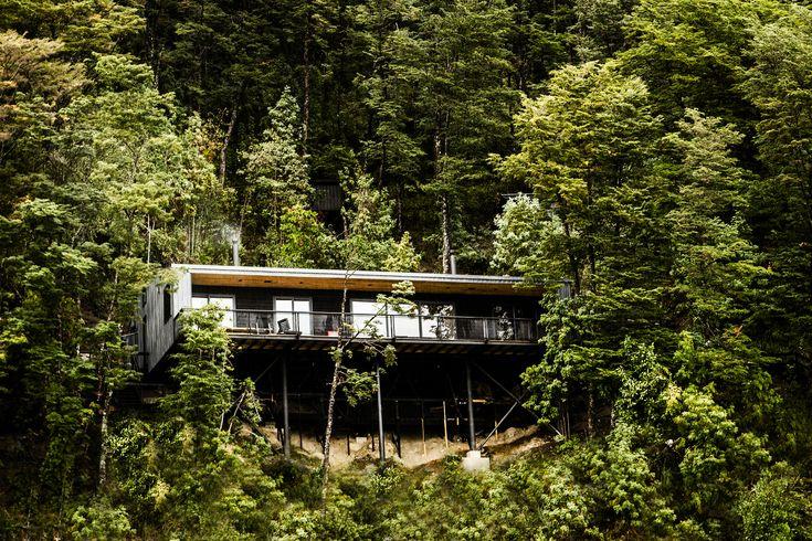 Gallery - House on Todos Los Santos Lake / Apio Arquitectos - 8