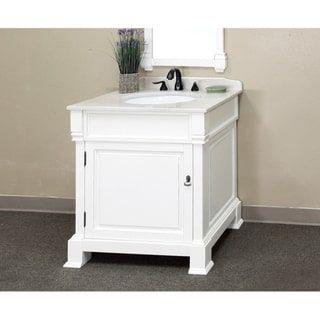 Website With Photo Gallery Shop for Bellaterra Home uOlivia u Hardwood Bathroom Vanity Get free delivery at